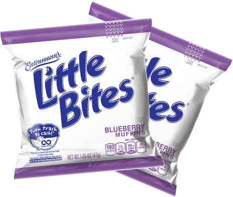 Little Bites Blueberry Muffin Pouches