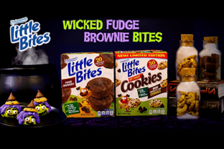Little Bites® Wicked Fudge Brownie Bites