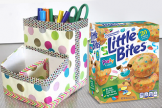 Little Bites® Organizer DIY