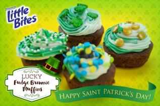 St Patty's DYI Muffins