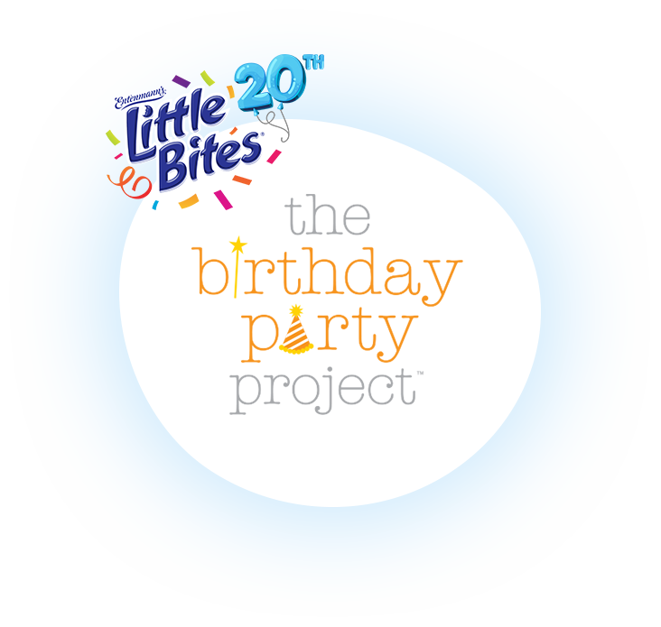 Entenmann's Little Bites 20th - The Birthday Party Project